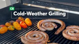 Cold-Weather Grilling | Consumer Reports 10