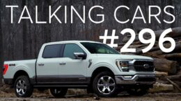 2021 Ford F-150 Hybrid First Impressions; Cr'S New Green Choice Program | Talking Cars #296 4