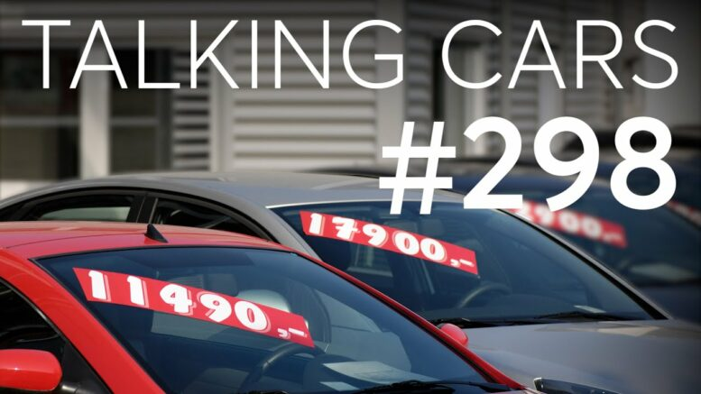 Car Lease Negotiation Tips; Is Buying A High Mileage Used Vehicle Sensible? | Talking Cars #298 1