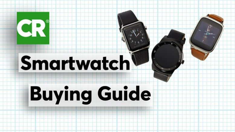 Smartwatch Buying Guide | Consumer Reports 1