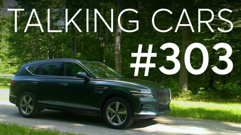 2021 Genesis Gv80 Test Results; Ev Danger In Standing Water; Comfort Pet Peeves | Talking Cars #303 1