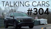 2022 Hyundai Tucson; 2022 Hyundai Santa Cruz Preview | Talking Cars #304 4