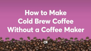 How To Make Cold Brew Coffee Without A Coffee Maker   Consumer Reports 14
