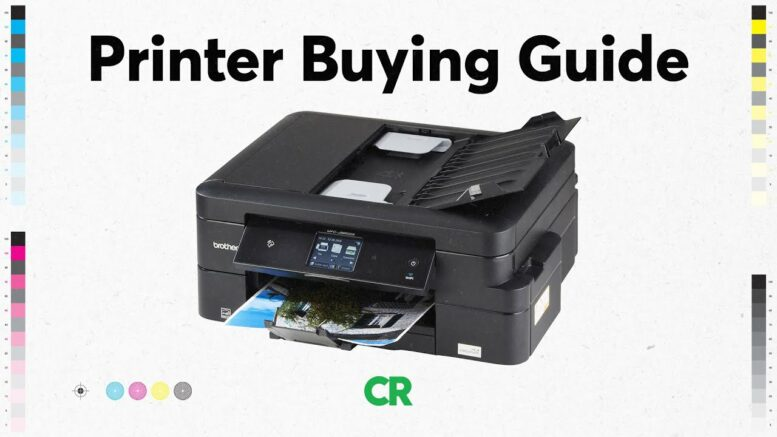 Printer Buying Guide   Consumer Reports 1