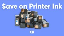How To Save Money On Printer Ink | Consumer Reports 1