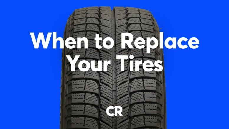 When To Replace Your Tires | Consumer Reports 1