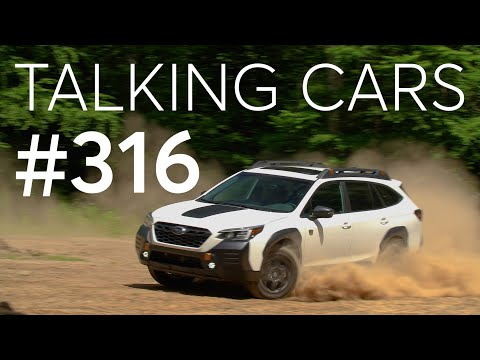 2022 Subaru Outback Wilderness; Vehicles That May Help Survive a Storm   Talking Cars #316 1