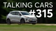 2022 Chevrolet Bolt Euv First Impressions; Our Favorite 'American' Cars | Talking Cars #315 5