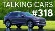 2022 Genesis Gv70 First Impressions; Oem Brakes Vs. Aftermarket | Talking Cars #318 2