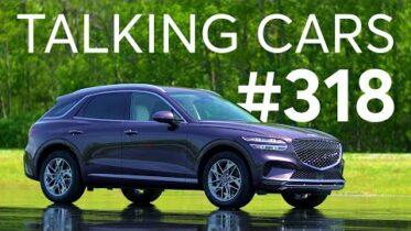 2022 Genesis Gv70 First Impressions; Oem Brakes Vs. Aftermarket | Talking Cars #318 14