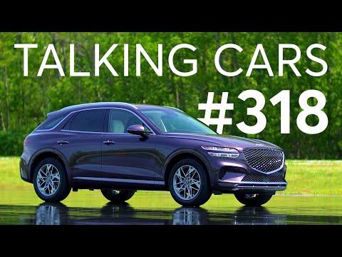2022 Genesis Gv70 First Impressions; Oem Brakes Vs. Aftermarket | Talking Cars #318 1