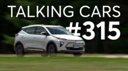 2022 Chevrolet Bolt Euv First Impressions; Our Favorite 'American' Cars | Talking Cars #315 1