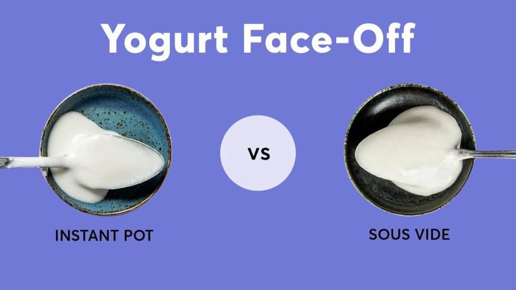 Yogurt Face-Off: Instant Pot vs. Sous Vide | Consumer Reports 1