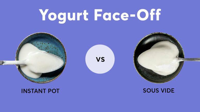 Yogurt Face-Off: Instant Pot Vs. Sous Vide   Consumer Reports 1