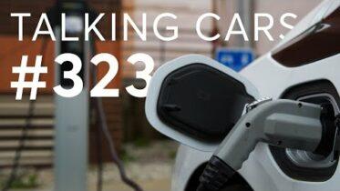 Ev Range Anxiety; Are Swivel Seats Safe? | Talking Cars #323 29