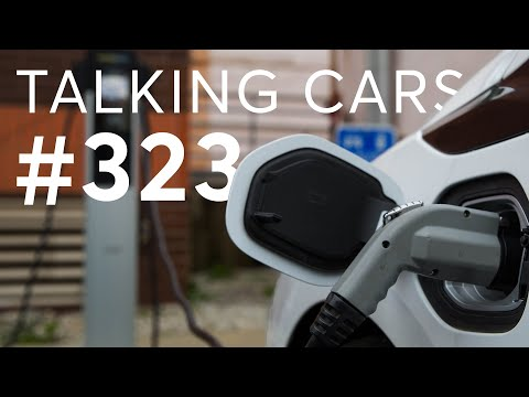 EV Range Anxiety; Are Swivel Seats Safe?   Talking Cars #323 1