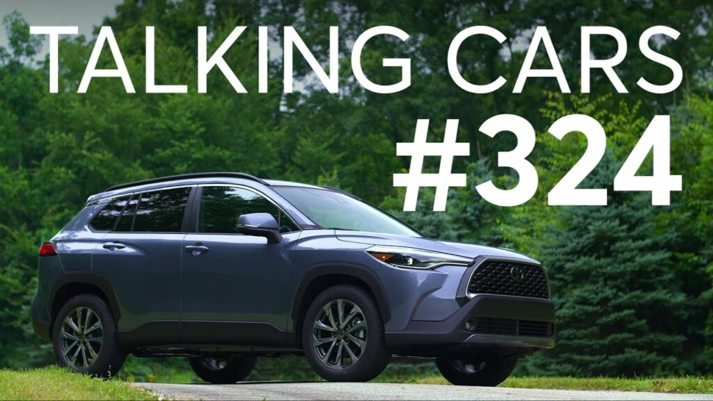 2022 Toyota Corolla Cross; How To Avoid Buying a Flooded Car | Talking Cars #324 1