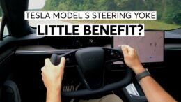 Why We Think Tesla'S New Steering Yoke Shows Little Benefit | Consumer Reports 3