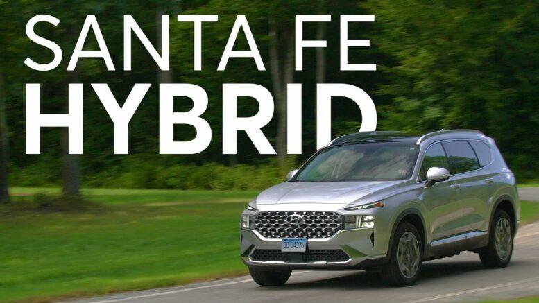 2021 Hyundai Santa Fe Hybrid Test Results; 2022 Toyota Tundra Preview   Talking Cars #326 1