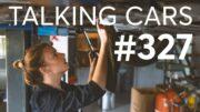 Auto Journalist Elizabeth Blackstock; Women In The Auto Industry | Talking Cars #327 8