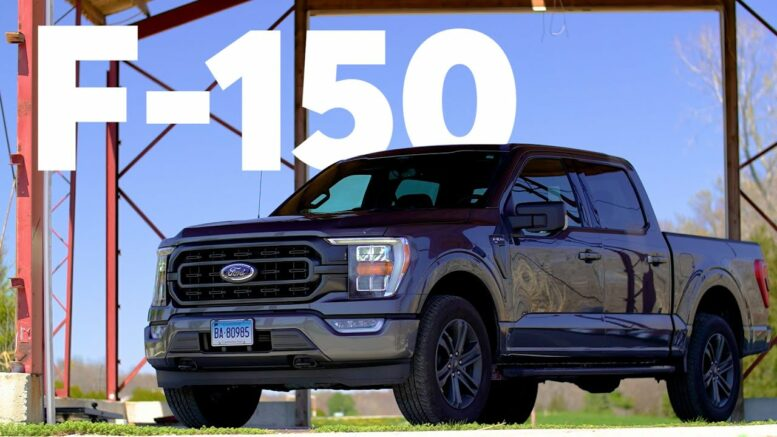 2021 Ford F-150 Hybrid Test Results; What Classic Vehicles Should Become Evs? | Talking Cars #328 1