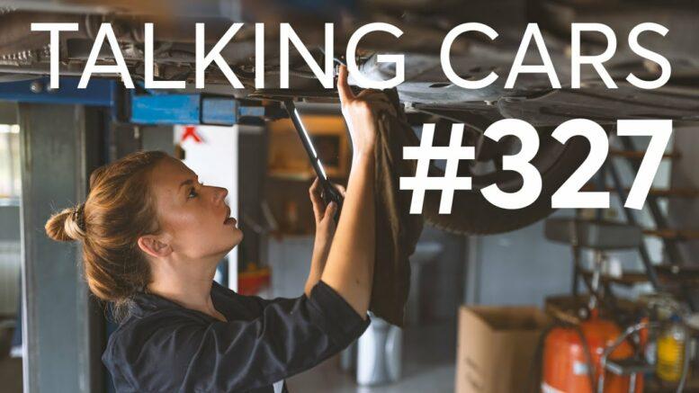 Auto Journalist Elizabeth Blackstock; Women In The Auto Industry | Talking Cars #327 1